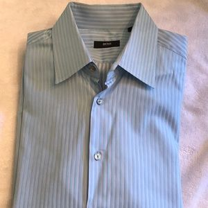 "Boss Hugo Boss Men""s Dress Shirt"
